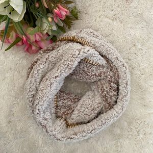 Altar'd State Sherpa Infinity Scarf